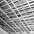 Interieur, begane grond, linker voorkamer, plafond, beschilderde moerbalken - 20000800 - RCE.jpg