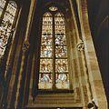 Interieur doopkapel, glas in loodramen - 's-Gravenhage - 20328097 - RCE.jpg