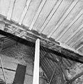 Interieur verdieping hoofdhuis- beschilderde moerbalk - Brielle - 20043157 - RCE.jpg