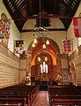 Interior of church, Dover Castle.jpg