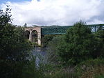 Shin Railway Viaduct over Kyle of Sutherland