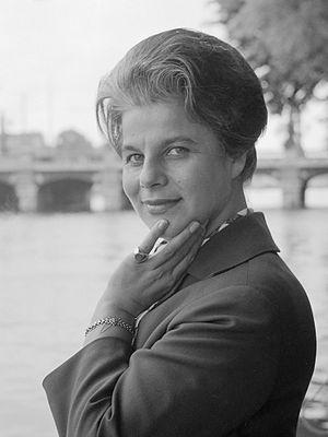 Irmgard Seefried - Irmgard Seefried (1962)