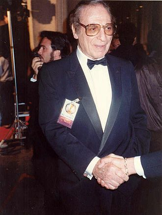 Irv Kupcinet - Irv Kupcinet at the 62nd annual Academy Awards ceremony