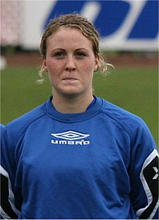 Isabell Herlovsen Norwegian football player