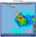 Iselle radar 20140808 1711 UTC.png
