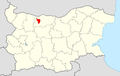 Iskar Municipality Within Bulgaria.png