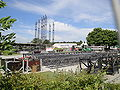 Isle of Wight Festival 2010 mainstage set up 2.JPG