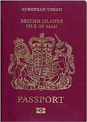 Isle of man passport