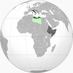 Territory annexed by Italy  Libyan Sahara territory  Other Italian possessions and occupied territory  Kingdom of Italy