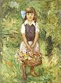 Iványi Little Girl with Flower Basket.jpg