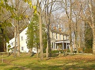 Ivy Mills Historic District