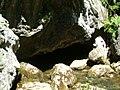 Izb. Ponor-ponor patak itt bukkan fel a sziklák közűl - panoramio.jpg