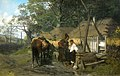 Józef Brandt - Kozak konia poił.jpg