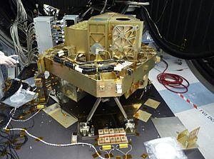 Fine Guidance Sensor and Near Infrared Imager and Slitless Spectrograph - FGS/NIRISS ETU, 2016