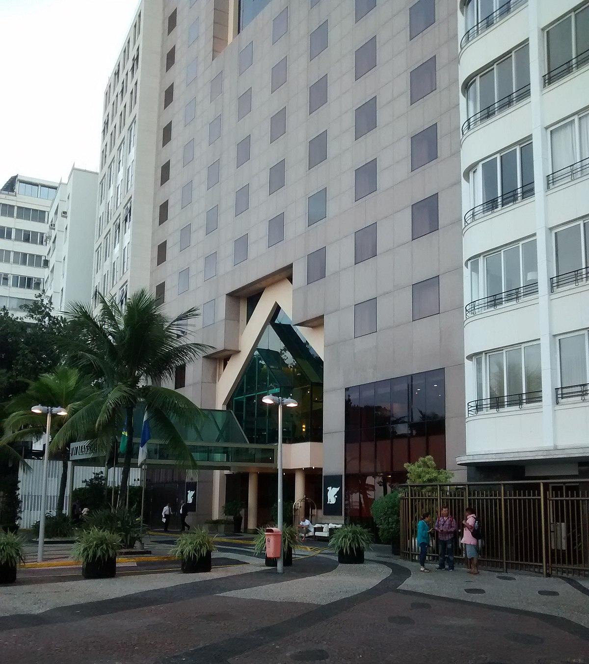 Artesanato Lembrancinhas De Casamento ~ JW Marriott Hotel Rio de Janeiro u2013 Wikipédia, a enciclopédia livre
