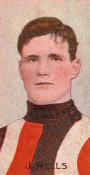 Jack Wells (footballer) - Image: Jack Wells (1)