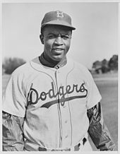 best authentic 1c2c3 af2cf Jackie Robinson - Wikipedia