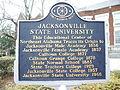 JacksonvilleStateUniversityMarker.JPG
