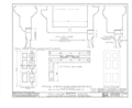Jacob Wills House, Marlton, Burlington County, NJ HABS NJ,3-MART.V,1- (sheet 11 of 20).png