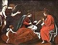Jacopo Vignali - La mort de saint Joseph.jpg