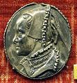 Jacopo nizzola da trezzo, medaglia ovale di maria I tudor.JPG