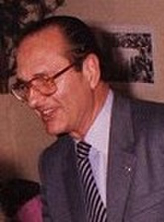 Jacques Chirac - Chirac during his second term as Prime Minister