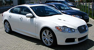 Super saloon - 2010 Jaguar XFR