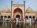 Jama masjid on the occasion of Eid.jpg