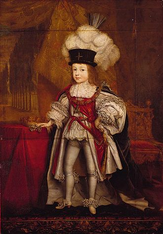 James Stuart, Duke of Cambridge - Image: James, Duke of Cambridge Wright 1666 7