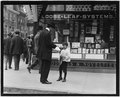 James Loqulla, a newsboy, 12 years old. Selling papers for 3 years. Average earnings 50 (cents) a week. Sellings not... - NARA - 523309.tif