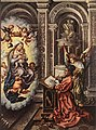 Jan Gossaert - St Luke Painting the Madonna - WGA9769.jpg