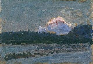 Abendrot Tatra