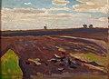 Jan Stanisławski - Plough-Land in Spring - MNK II-b-569 - National Museum Kraków.jpg