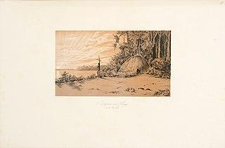 Javaquára am Xingú den 6' Dec 1842
