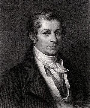 Jean-Baptiste Say cover