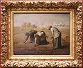 Jean-françois millet, le spigolatrici, 1857, 01.JPG
