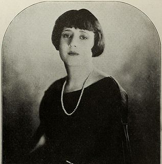 Jean Acker American actress