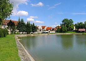 Jeneč, Common Pond.jpg
