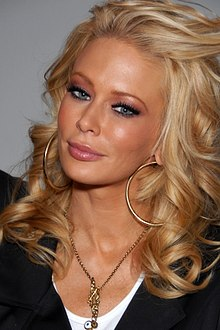 Wikipedia: Jenna Jameson at Wikipedia: 220px-Jenna_Jameson_2008