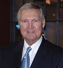 Jerry West w 2007 roku