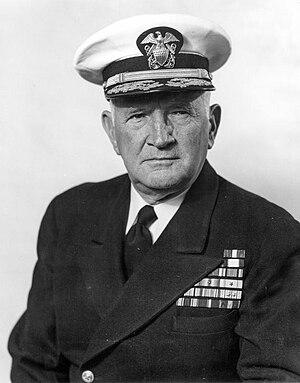 Jesse B. Oldendorf - Admiral Jesse B. Oldendorf