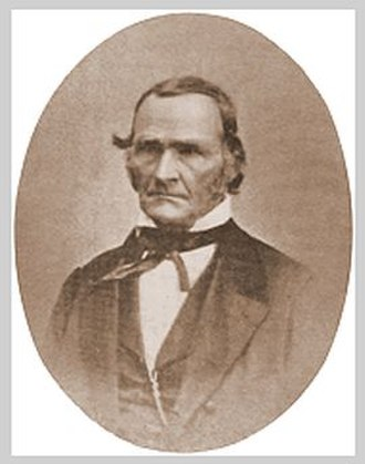 Jesse Root Grant - Jesse Grant in 1863, age 69