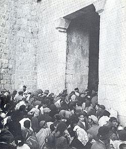 Jewish Quarter Refugees