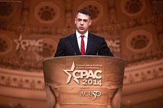 Jim Banks - Banks speaking at CPAC 2014.