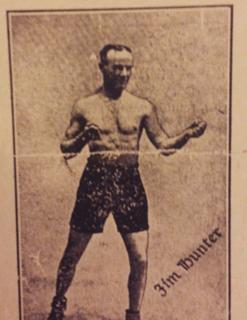 Jim Hunter (boxer) Scottish boxer