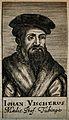 Joannes Viscerus. Line engraving, 1688. Wellcome V0006073.jpg