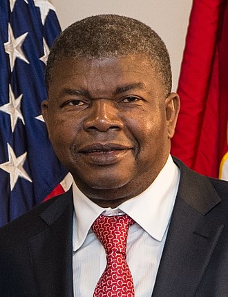 President of Angola - Image: Joao Lourenco May 2017