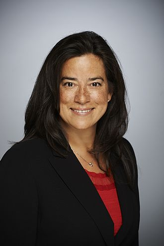 Women in law - Jody Wilson-Raybould is Minister of Justice and Attorney General of Canada. She is the first Indigenous person to be named to this post.
