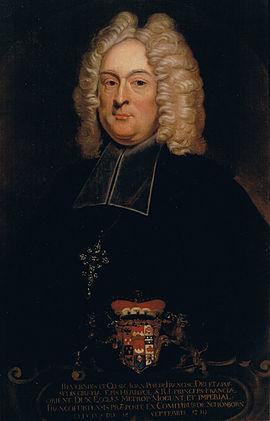 Johann Philipp Franz, Würzburg, Bischof