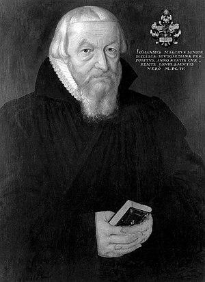 Johannes Magirus the elder - Image: Johannes Magirus 26.3.1537 4.7.1614